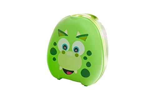 My Carry Potty Töpfchen Trainer/Reise Toilette tragbar + auslaufsicher, Dino