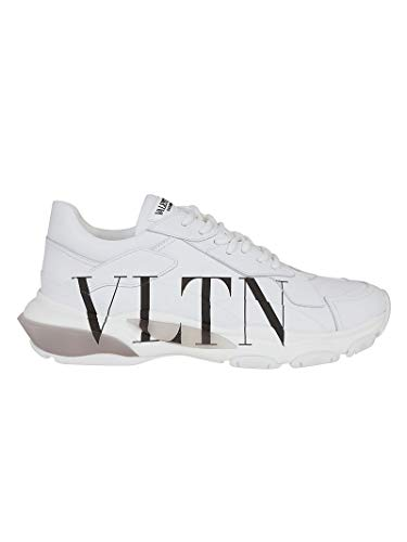 Luxury Fashion | Valentino Garavani Dames TW2S0M53RKWA01 Wit Leer Sneakers | Lente-zomer 20