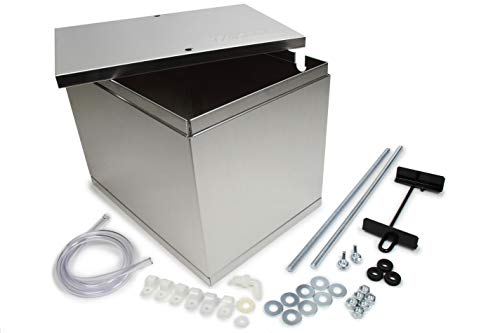Taylor Cable Aluminum Battery Box