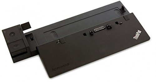 Lenovo 40A20170DK Notebook-Dockingstation & Portreplikator Schwarz - Notebook-Dockingstationen & Portreplikatoren (Andocken, 10,1000 Mbit/s, Schwarz)