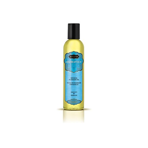 Kama Sutra Aromatics Massage Oil Serenity, 2 Fl Oz