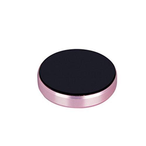 Universal magnético coche teléfono titular para 7 8 x XR 11 teléfono titular GPS Dashboard pared imán etiqueta