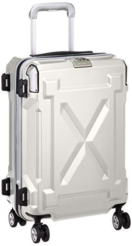 [レジェンドウォーカー] スーツケース 防水キャリー 機内持ち込み可 保証付 35L 49 cm 3kg アイボリー
