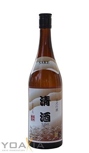 [ 750ml ] Sake alkoholhaltiges Getränk aus Reis alc.14% vol