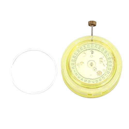 Movimiento automático, piezas de repuesto Pieza de reloj mecánico Movimiento de reloj, para uso doméstico Reemplazo de reloj DIY Relojeros