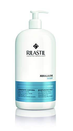 Rilastil Xeralaude Body - Leche Hidratante Corporal para Todo tipo de Pieles - 1000 ml