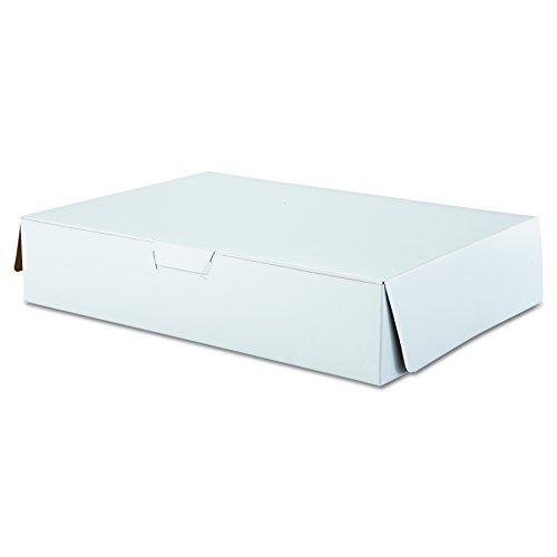 SCT 1029tuck-top Bakery Boxen, 19W X 14D x 4h, weiß (Fall von 50)