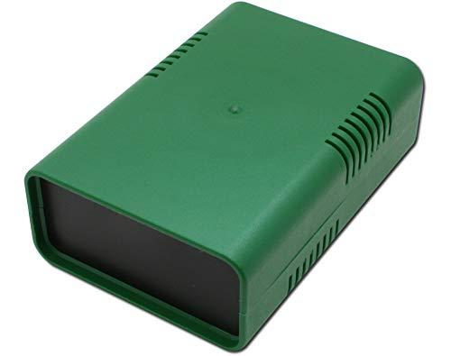 Donau Elektronik - KGB15 Euro Box klein, Grün , 95x135x45
