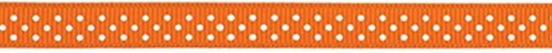 American Crafts 3 8 Zoll mit weißen Punkten Grosgrain, 5-Yard Spule, apricot B005IW8ENA | Spielen Sie das Beste