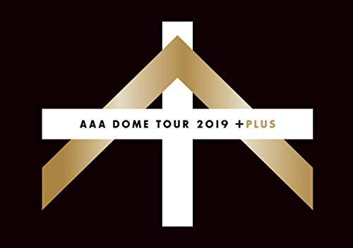 [画像:AAA DOME TOUR 2019 +PLUS(Blu-ray2枚組+グッズ)(初回生産限定盤)]