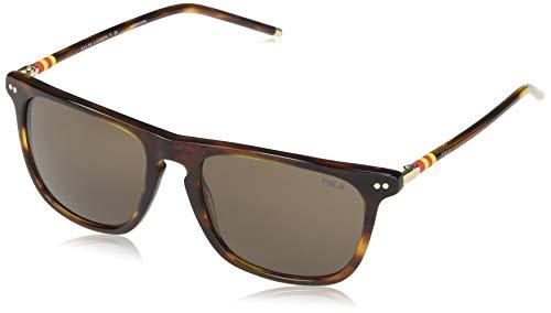 Polo Ralph Lauren Gafas de sol cuadradas Ph4168 para hombre