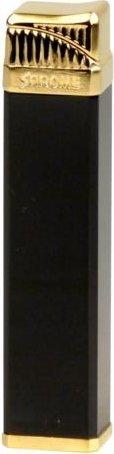 SAROME aansteker SK 164 zwart/goud Pz