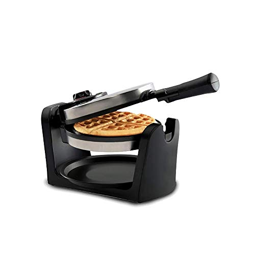 Review DWLXSH 3-in-1 Sandwich Maker 950-Watts Waffle,with Detachable Non-stick Coating Press Grill Compact Size with Automatic Thermostatic System