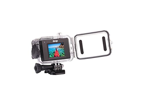 Spytec GIT1 WiFi Sports Action Camera - Pro Edition - 1080p HD Wide Angle View- WiFi Connectivity - Dash Camera Ready