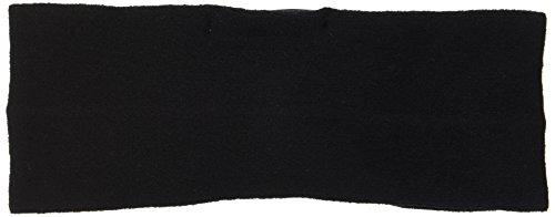 Pieces Pcjarole Headband Noos Bandeau, Noir (Black), Taille Unique Femme