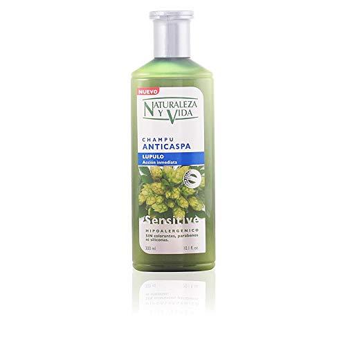 Naturaleza y Vida Sensitive Anticaspa Champú - 500 ml
