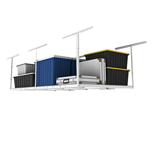 Overhead Storage Rack Set