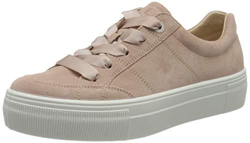 Legero Damen Light Sneaker, Rot (POWDER (PINK)), 42
