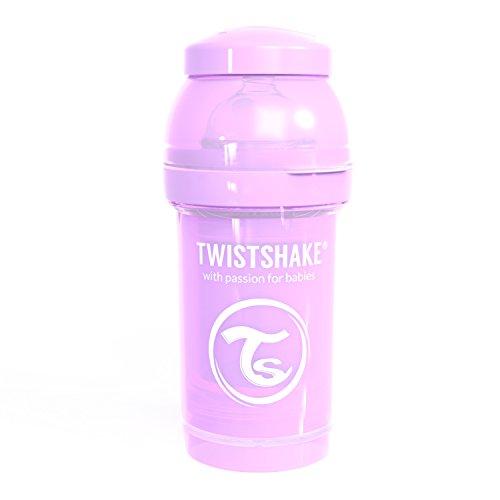 Twistshake 78252 - Trinkflasche, pastelllila