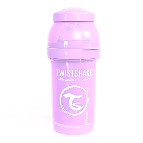 Twistshake 78252–Babyflasche, Pastell Lila