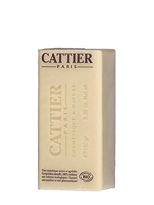 Cattier Seife weißer Heilerde