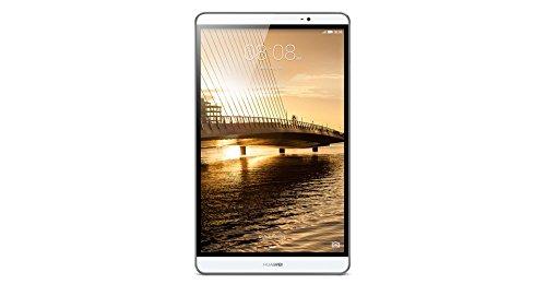 "Huawei MediaPad M2 8.0 Tablette tactile 8"" FHD Argent (Kirin 930, Disque dur 16 Go, 2 Go de RAM, Android, Wi-Fi / 3G)"