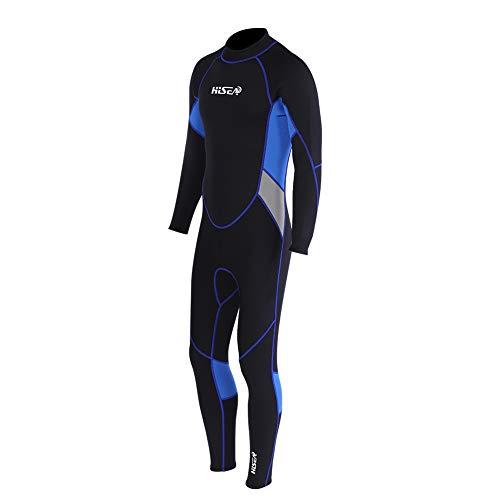 JICWNEW Pantaloni A Maniche Lunghe Nuoto Addensato Termico Snorkeling Suit Suit Suit Surfing Wetsuit