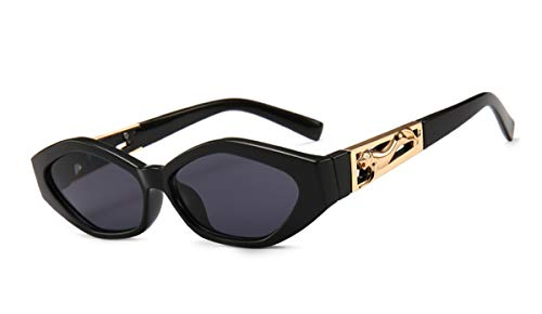 Hengtaichang Sunglasses Small Rectangle Sunglasses Women NEW Brand Vintage Sun Glasses For Men Polygon Eyewear UV400 Gafas De Sol C01