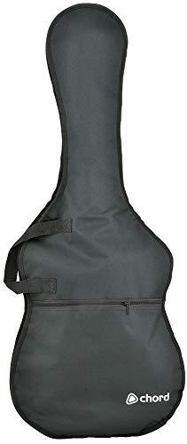 Leichte Gigbag für E-Gitarre, Tasche aus Nylon, Tasche Typ Kit-Tasche, Außentiefe – metrisch 30 mm, Außenhöhe – metrisch 420 mm, Außenbreite – Metrisch 1030 mm, Aufbewahrungstasche