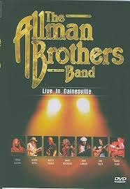 Dvd The Allman Brothers Band Live In Gainesville