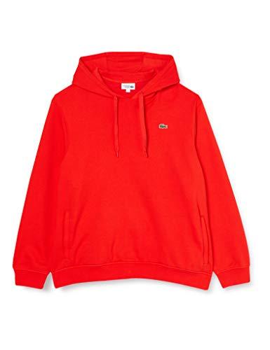 Lacoste Herren SH1527 Pullover, Groseillier/Groseillier, XL