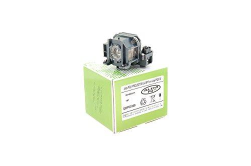 Alda PQ-Premium, Lampada proiettore per EPSON EMP-1700 Proiettori, lampada con modulo