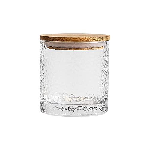 XIN NA RUI Bote Cristal Botellas de Almacenamiento Creativo de Cocina para...