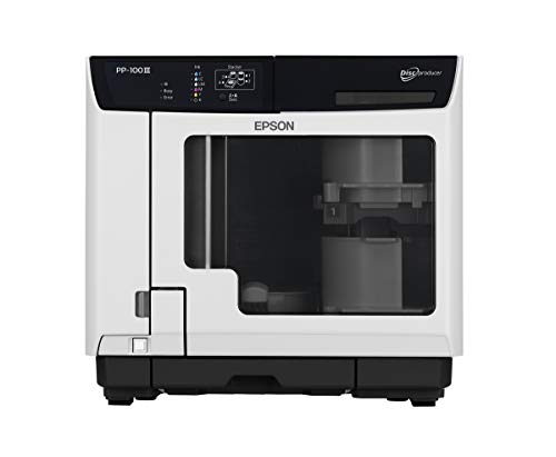 Epson Discproducer PP-100III CD/DVD/Blu-ray Disc Publisher and Printer