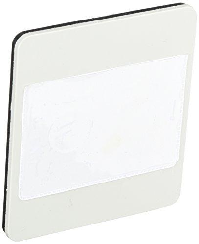 Schneider 13141 Gehäusezubehör, 90x100mm-Platte, Abdeckung und Identifizierung
