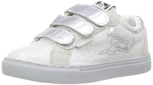 DrunknMunky Nashville, Sneaker Bambine e Ragazze, Argento (Silver B97), 33 EU