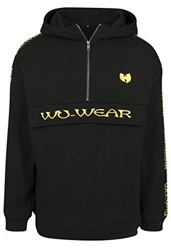 Wu-Tang Herren Hoodies Pull Over schwarz XL