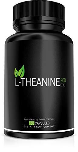 L-Theanin 200mg - 120 pflanzliche Kapseln