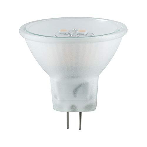 Paulmann 283.29 LED Reflektor Maxiflood 1,8W GU4 12V Niedervolt Softopal Warmweiß 28329 Leuchtmittel Lampe