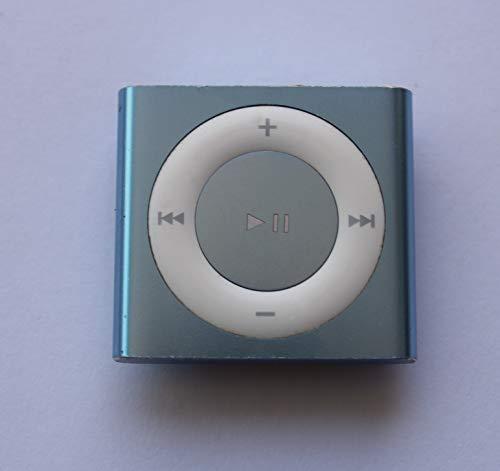 Apple iPod shuffle - 4. generazione ARGENTO SILVER 2GB