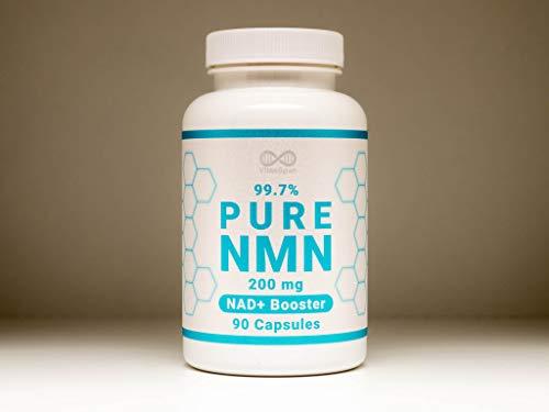 99,7% reines NMN - 90 x 200mg
