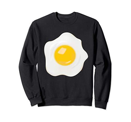 Divertido Disfraz Huevo Frito Disfraces Hombre Mujer Nios Sudadera