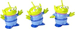 Disney pixar Toy Story 4 alien character figures in movie-inspired relative scale They come in adorable poses with iconic 3-eyed faces for authentic story play Choose the wide variety of character friends for more movie adventures (each character fi...