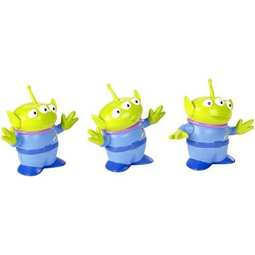 Toy Story - Alieni Giocattoli di Dimensioni e Proporzioni come nel Film, per Bambini da 3+ Anni, 18 cm, GHY67