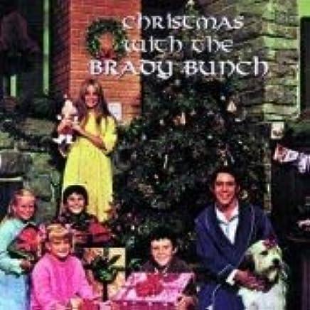 Brady Bunch Christmas Card.The Brady Bunch Christmas With The Brady Bunch Amazon