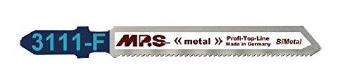 5 MPS zagen 3111-F bi-metalen decoupeerzaagbladen