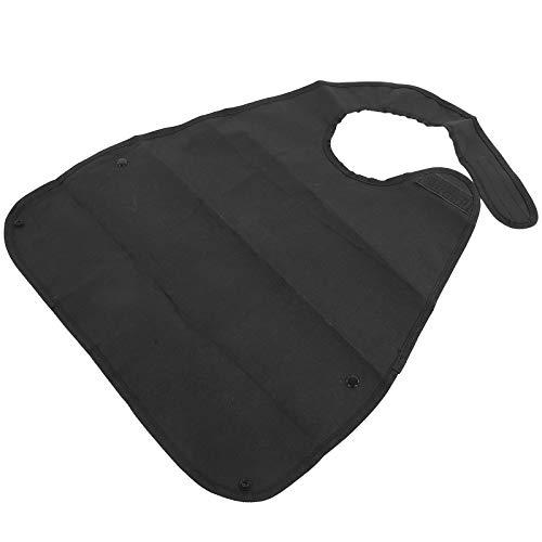 Protetor de roupas, protetor de roupas compridas à prova d'água, protetor de derramamento de pacientes adultos idosos