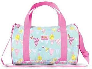 Penny Scallan Duffle Bag Coated Pineapple Bunting