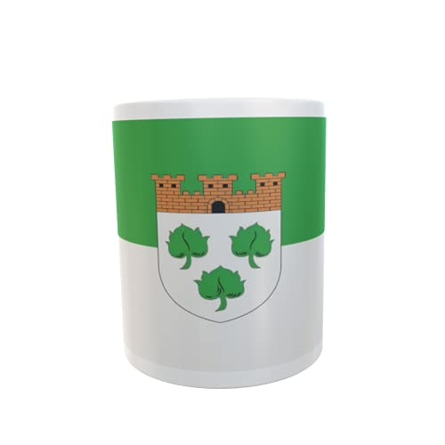 U24 Tasse Kaffeebecher Mug Cup Flagge Burscheid