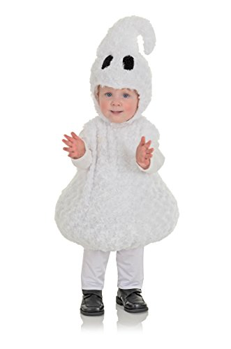 Toddler's Cute Halloween Ghost Costume - Ghost Belly Babies Costume